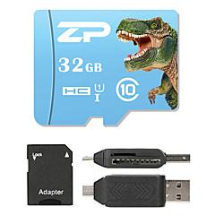 ZP 32GB Micro SD kort TF Card hukommelseskort UHS-I U1 Class10