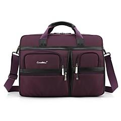 preiswerte Laptop Taschen-Coolbell 17.3 Zoll Laptop Aktenkoffer schützender Kurierbeutel Nylon Schulterbeutel für Geschäft cb-5003