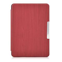 tanie Etui na tablety-Nowy Kindle 7 generacja skórzane etui Smart Cover sen i obudzić się do Amazon Kindle nowe 2014 6 cali