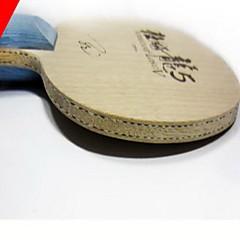 Ping Pang/Rakiety tenis stołowy Ping Pang Drewno Krótki uchwyt Pryszcze