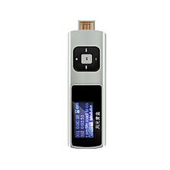 MP3 WMA Újratölthető Li-ion akkumulátor
