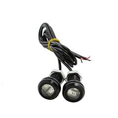 Недорогие Противотуманные фары-SO.K 2pcs Автомобиль Лампы SMD 5630 160 lm Налобный фонарь For Универсальный
