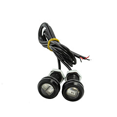 voordelige -SO.K 2pcs Automatisch Lampen SMD 5630 160lm Koplamp For Universeel