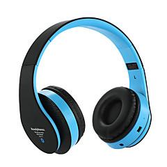 お買い得  ヘッドセット、ヘッドホン-P13 耳に ワイヤレス ヘッドホン 動的 プラスチック 携帯電話 イヤホン ボリュームコントロール付き / マイク付き ヘッドセット