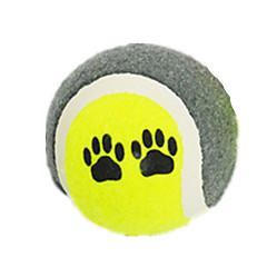 お買い得  犬用おもちゃ-ボール型 レインボーボール ゴム 用途 犬用おもちゃ