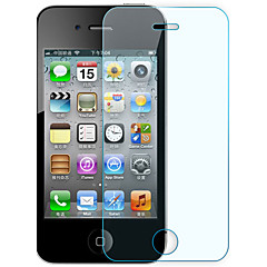voordelige iPhone 4s / 4 Screenprotectors-anti-kras ultradunne gehard glas screen protector voor iPhone 4 / 4s