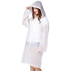 여성용 남여 공용 하이킹 레인코트 방수 투명 탑스 용 크로스-컨츄리 산간(오지) 봄 여름 겨울 가을 M L XL
