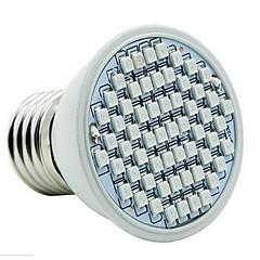 E26/E27 LED Grow Lights 60 SMD 3528 360-430 lm Red Blue K AC85-265 V