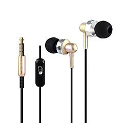 중립 제품 HST-52 커널 이어폰( 인 이어 커널)For미디어 플레이어/태블릿 모바일폰 컴퓨터With마이크 포함 DJ FM 라디오 게임 스포츠 소음제거 Hi-Fi 모니터링(감시)