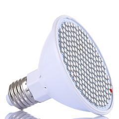 16W E27 Lampes Horticoles LED 200 SMD 5730 1600-1700 lm Rouge Bleu K V