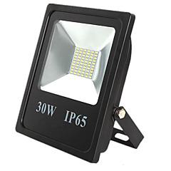 tanie Oświetlenie zewnętrzne-IP65 wodoodporny Reflektor Lampa 30w 60led 5730smd ogród outdoor led reflektor oświetlenia (dc12-80v)