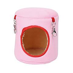 voordelige Accessoires voor kleine dieren-Knaagdieren Hamster Katoen Bedden Blauw Roze