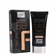 Base Corretivo BB Cream Creme Cobertura Longa Duração Corretivo Natural Olhos Rosto Lábios