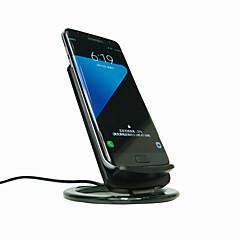 ile smartphone için q800 kablosuz şarj standı Dahili qi standardına