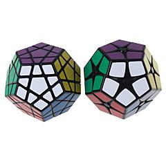 お買い得  マジックキューブ-ルービックキューブ Shengshou メガミンクス 3*3*3 2*2*2 スムーズなスピードキューブ マジックキューブ パズルキューブ ギフト クラシック・タイムレス 女の子