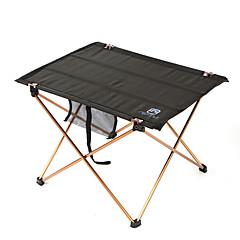 저렴한 캠핑 침구-캠핑 테이블 휴대용 컬랩서블 알루미늄 용 하이킹 피싱 바닷가 캠핑 여행 야외