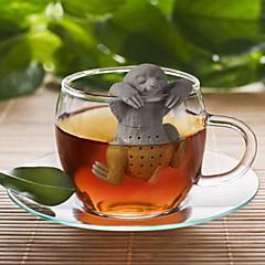 billige Krus/redskaber m.m. til kaffe og te-Sil Originale Gave For Daglig Kaffe Teak Silikone