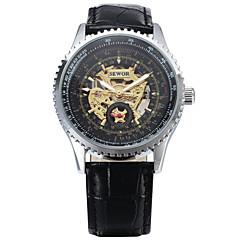 Men's Sport Watch Fashion Watch Wrist watch Quartz Genuine Leather Band Charm Casual Multi-Colored