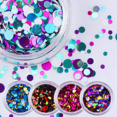 voordelige -12pcs Nagelkunst decoratie Strass parels make-up Cosmetische Nagelkunst ontwerp