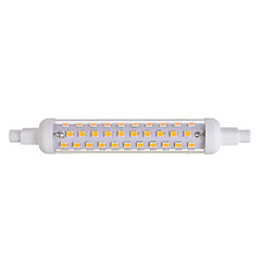 R7S LED Bi-pin Lights T 86 SMD 2835 600-800lm Warm White 2800-3200K Decorative AC 220V
