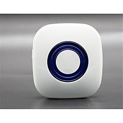 433MHz Plastik Non-wizualny dzwonek Przewodowy Dzwonki Systems