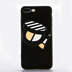 Для Зеркальная поверхность Своими руками Кейс для Задняя крышка Кейс для Соблазнительная девушка Мягкий TPU для AppleiPhone 7 Plus iPhone