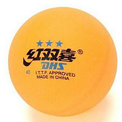 # 3 gwiazdek 3*5*8 Tenis stołowy Ball Żółty Domowy Sport i rekreacja