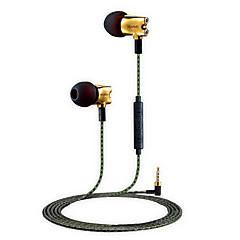 Neutral Product JBMMJ-S800 Oordopjes (in-oor)ForMediaspeler/tablet Mobiele telefoon ComputerWithmet microfoon DJ Volume Controle Gaming