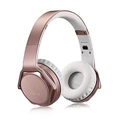 abordables Auriculares (Cinta)-HM3 Sobre el oído Sin Cable Auriculares Dinámica Acero inoxidable Teléfono Móvil Auricular DE ALTA FIDELIDAD Con control de volumen Con