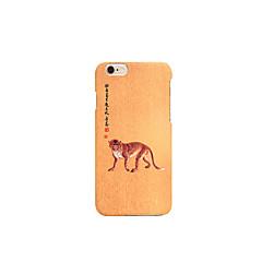 Для Матовое Рельефный С узором Кейс для Задняя крышка Кейс для Слова / выражения Твердый PC для AppleiPhone 7 Plus iPhone 7 iPhone 6s