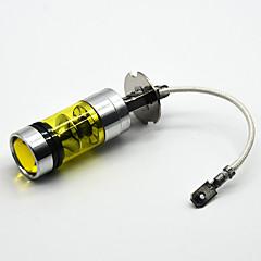 Недорогие Противотуманные фары-Автомобиль Лампы 100W Высокомощный LED Светодиодная лампа Противотуманные фары