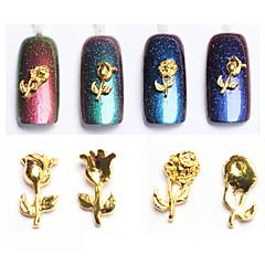 voordelige -10pcs Nagelkunst decoratie Strass parels make-up Cosmetische Nagelkunst ontwerp