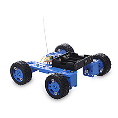 Solar betriebene Spielsachen Radiokontroll Spielzeugautos Rennauto Spielzeuge Auto Heimwerken Jungen Stücke