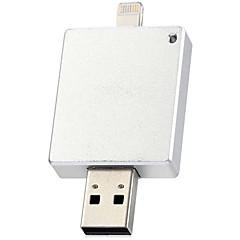 お買い得  USBメモリー-1 64ギガバイトのUSB 2.0のiフラッシュドライブ雷8ピンのiPhoneの6S / 6S用インターフェースプラス/ 6月6日プラス/ 5S / 5C / 5 2
