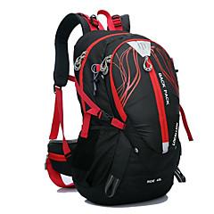 40 L Sırt Çantası Paketleri Bisiklet Sırt Çantası Gym Çanta / Yoga ÇantasıBalıkçılık Tırmanma Yüzme Serbest Sporlar Basketbol Kumsal