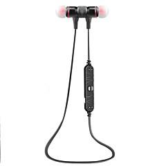 abordables Auriculares (Earbuds, In-Ear)-AWEI E9A Sin Cable Auriculares Aluminum Alloy Teléfono Móvil Auricular Atracción del imán / Con control de volumen / Con Micrófono