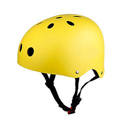 voordelige Helmen-KUYOU Helm voor step, skateboard & rolschaatsen Kinderen Helm CE Certificatie Ademend Verstelbaar One Piece Berg Beschermend Sportief