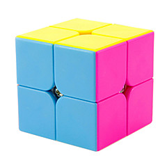 hesapli -Sihirli küp IQ Cube YONG JUN 2*2*2 Pürüzsüz Hız Küp Sihirli Küpler bulmaca küp profesyonel Seviye Hız Klasik & Zamansız Oyuncaklar Genç Erkek Genç Kız Hediye