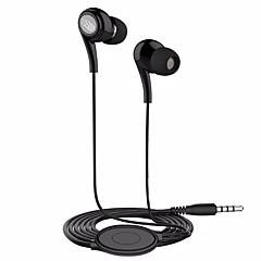 Langston Langsdom JD91 이어폰 ( 인 이어)For미디어 플레이어/태블릿 모바일폰 컴퓨터With마이크 포함 DJ 볼륨 조절 게임 스포츠 Hi-Fi