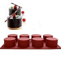 お買い得  ベイキング用品&ガジェット-ベークツール シリコーン ホリデー / Halloween / クリスマス ケーキ / Cupcake ベーキングモールド