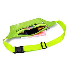 Bolsa de cinturón Bolsa Bandolera para Pesca Escalada Deportes recreativos Acampada y Senderismo Fitness Viaje Running Bolsas de Deporte