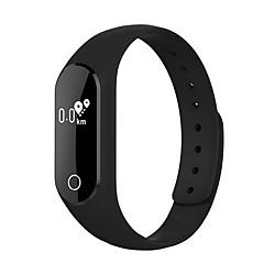 abordables Lo Más Popular-Pulsera inteligente YYM25 para iOS / Android / iPhone Monitor de Pulso Cardiaco / Calorías Quemadas / Standby Largo / Pantalla Táctil / Distancia de Monitoreo Seguimiento de Actividad / Seguimiento