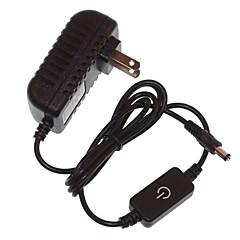 abordables Accesorios LED-SENCART 1 pieza 120cm 110-240V Regulable Regulador de Luz Plástico + + PCB Resistente al agua Cubierta Epoxy / ABS