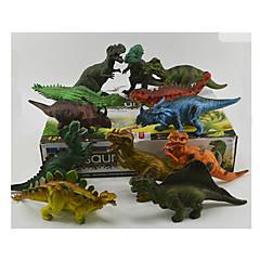 شخصيات كرتونية و دمى محشوة عرض الموديل ألعاب البناء و التركيب ألعاب حداثة ديناصور بلاستيك قوس قزح