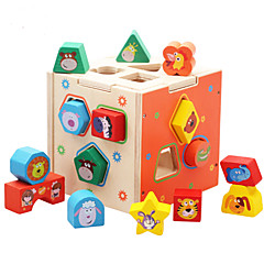 ألعاب تربوية ألعاب الحيوانات للأطفال الأطفال 1 قطع