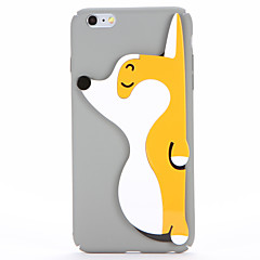 cheap iPhone Cases-Case For Apple iPhone 7 Plus iPhone 7 DIY Back Cover Dog Hard PC for iPhone 7 Plus iPhone 7 iPhone 6s Plus iPhone 6s iPhone 6 Plus iPhone