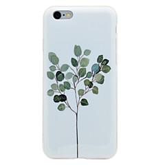 Χαμηλού Κόστους Θήκες iPhone 6 Plus-tok Για Apple iPhone 8 iPhone 8 Plus IMD Με σχέδια Πίσω Κάλυμμα Δέντρο Μαλακή TPU για iPhone 8 Plus iPhone 8 iPhone 7 Plus iPhone 7
