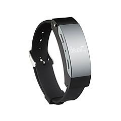 k2 smarte snak armbånd / kalorieforbrug / skridttællere / stemmestyring / sport / røre point / vækkeur / distance sporing / information /