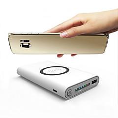 Bank-externer Batterie 5V #A Akku-Ladegerät Multi – Ausgabe QC 2.0 QC 3.0 Batterie Hüllen für Samsung-Geräte Kabelloses Ladegerät