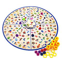 voordelige -Speeltjes Spellen & Puzzels Cirkelvormig Speeltjes ABS